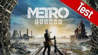Metro Exodus im Test/Review: Extreme Schwankungen in der russischen Endzeit