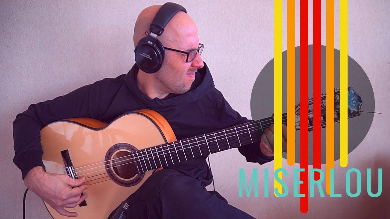 Miserlou (Pulp Fiction) Guitar Cover