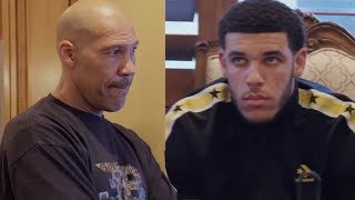 Lonzo & Lavar Ball Get Into INTENSE Confrontation Over DEMOLISHED Big Baller Brand!