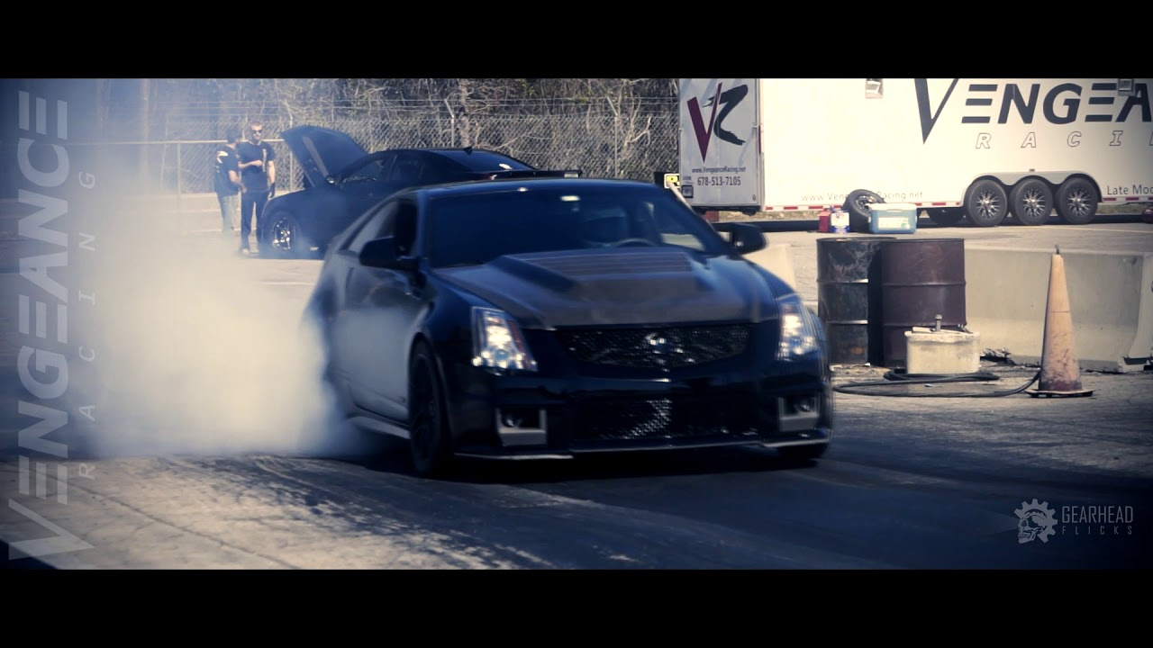 800+RWHP CTSV - Vengeance Racing (Quarter Mile Testing)