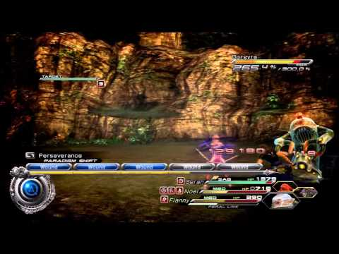 「Final Fantasy XIII-2」 08-GP ~