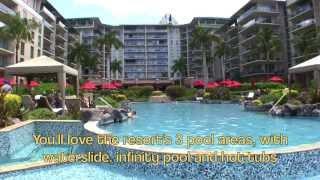 Luxurious Maui 3 Bedroom 3 Bath Vacation Rental At The Beachfront Honua Kai Resort