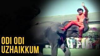 Odi Odi Uzhaikkum  Song | Nalla Neram | நல்ல நேரம் | M.G.R | K.R. Vijaya | K. V. Mahadevan
