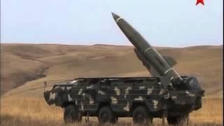 Оперативно-тактический ракетный комплекс «Точка-У». оружие видео