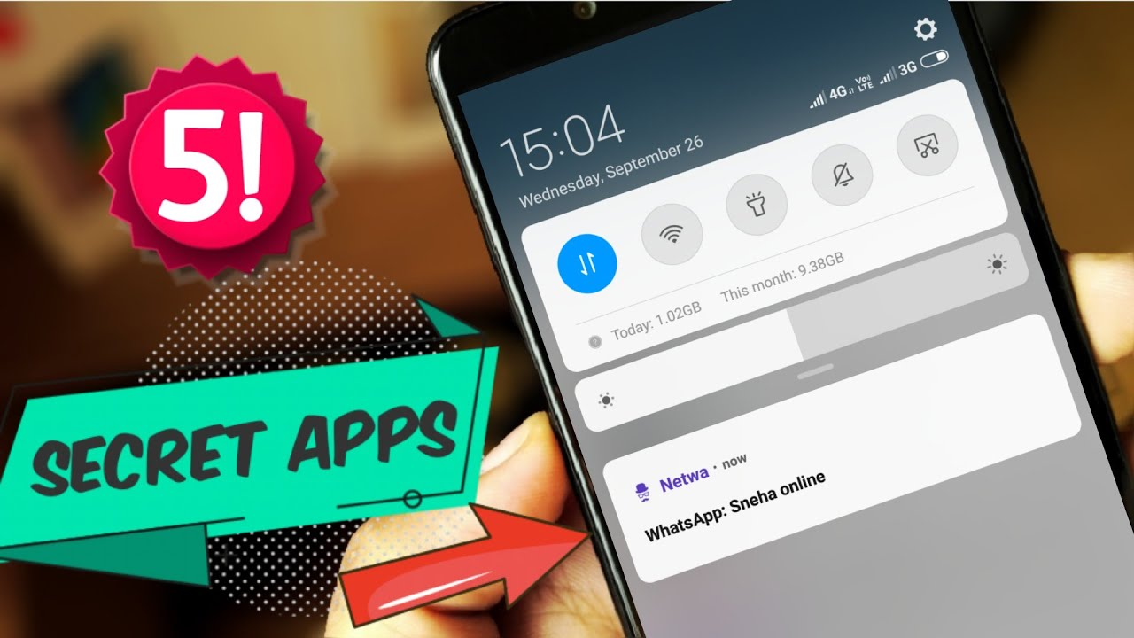 Top 5 secret Android apps Not available in play store- September