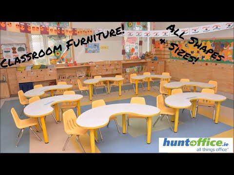 Pre-School, Primary School & Secondary School Furniture At Huntoffice.ie!