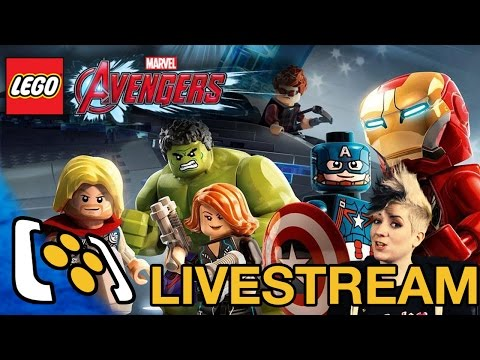 LEGO Marvel's Avengers - Co-op Gameplay