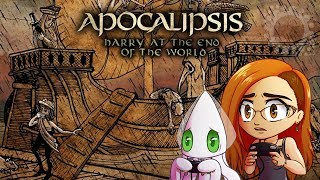 Apocalypsis - HARRY AT THE END OF THE WORLD ~Spotlight~ (Creepy Indie Point & Click Game)