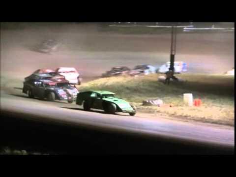 Dan Wheeler BMOD Gillette Thunder Speedway 07/11/15