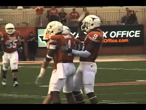 2011 Texas Football Season Opener vs. Rice