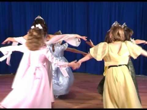 Uwe Lal - 'Prinzessinnen-Tanz' Tanz Choreografie & Anleitungsvideo