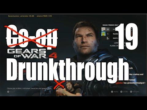 Gears of War 4 - Drunkthrough Part 19: Convergence