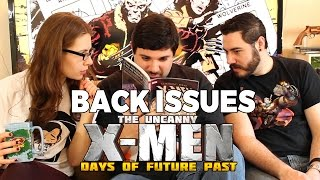 X-MEN: DAYS OF FUTURE PAST from Marvel Comics