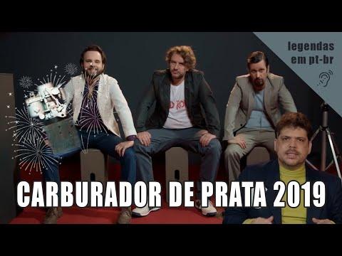 PRÊMIO CARBURADOR DE PRATA 2019