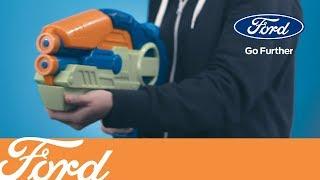 Как отрегулировать скорость работы очистителей лобового стекла | Ford Russia