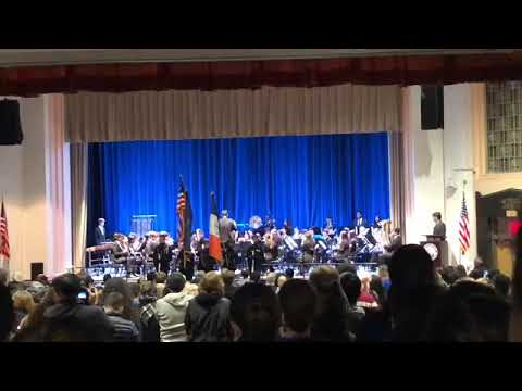 Fort Hamilton high school- winter concert
