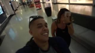 Embarrassing Jara at the Mall