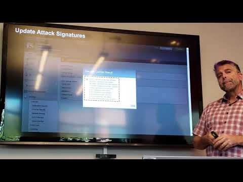 F5 3-day BIG-IP ASM / AWAF Course - Lesson 5 - Attack Signatures