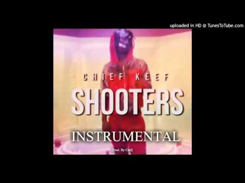 Chief Keef - Shooters (Instrumental)