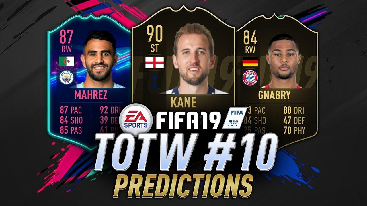 fifa 19 team of the week 10