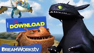 10 Ways DRAGONS Make Real Life Better!! | THE DREAMWORKS DOWNLOAD