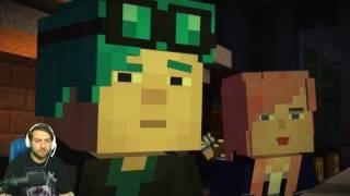 Minecraft Story Mode (Hikaye Modu) Episode 6 Bölüm 2 [1080P 60FPS] (Türkçe Anlatımlı)