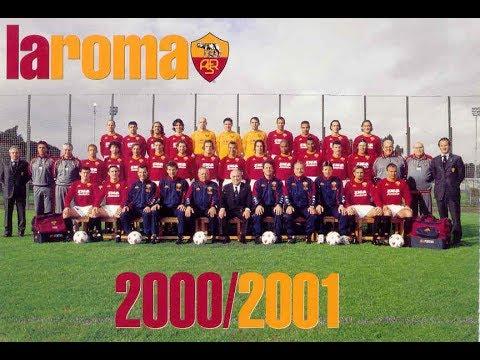 La corsa allo scudetto 2000-01 dell'As Roma nei servizi della D.S. e di 90' Minuto