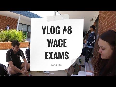 Vlog #8 Year 12: WACE