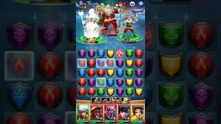 Empires & Puzzles - Santa's Challenge - Advanced - Final Stage 24 - TP 4000