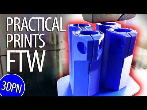 Practical Printing Fixes It Again! 3D Printing FTW!