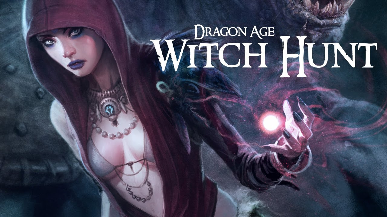 God Of War D Dragon Age Origins Witch Hunt Dlc ★ The Movie All