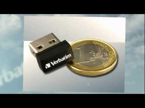 Verbatim Store'N'Go Audio USB Drive