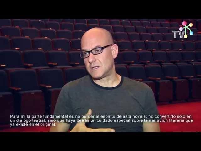 Entrevista al director Àlex Rigola