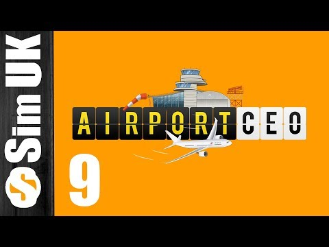 Fuel + Taxiway Upgrades | Lets Play Airport CEO | Episode 9