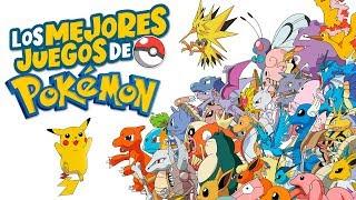Los 5 Mejores juegos de Pokémon I Fedelobo