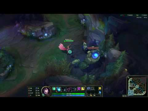 League Of Legends - Popstar Ahri Dancing With Blue Buff