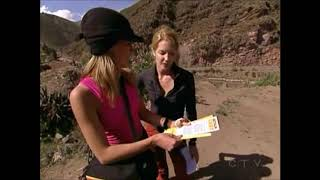 Amazing Race Fail Moments #2 - Debbie And Bianca Fight