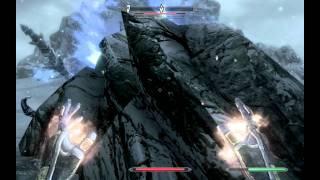 Прохождение Skyrim [Серия 13][Древний Свиток]