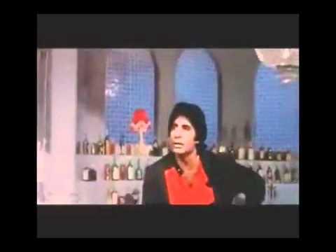 ''SHARABI'' ~ 1984 Amitabh Bachchan Outstanding Performance