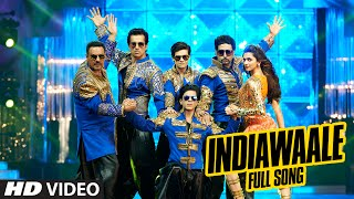 Video OFFICIAL: 'India Waale' FULL VIDEO Song |Happy New Year | Shah Rukh Khan, Deepika Padukone download MP3, 3GP, MP4, WEBM, AVI, FLV Oktober 2018
