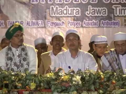 Sumenep Bersholawat.  Qomarun- MMWT-Riyadlul Jannah Madura