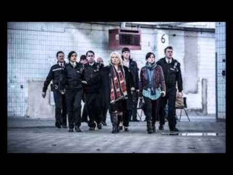 No Offence Season two Joanna Scanlon and creator Paul Abbott