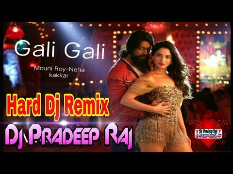 Gali Gali_New Dj Song_| ||K G F || Dj Pradeep Raj || Free FLP || Dj Pradeep  Official Mix ||