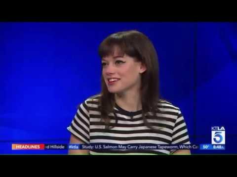 Jane Levy interview on KTLA 5 Morning News.