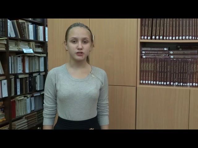 Изображение предпросмотра прочтения – ДарьяКочукова читает произведение «Летом» К.К.Романова