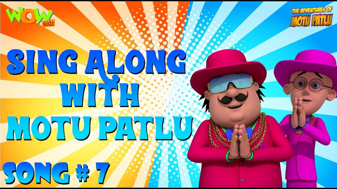 Download Motu Patlu Title Song Vr. 7 - Full Song watch Online