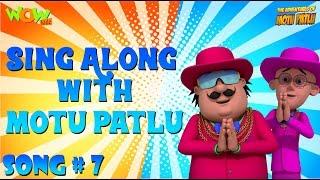 Motu Patlu Title Song Vr. 7 - Full Song watch Online