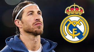 THANK YOU, SERGIO RAMOS | Real Madrid Legend