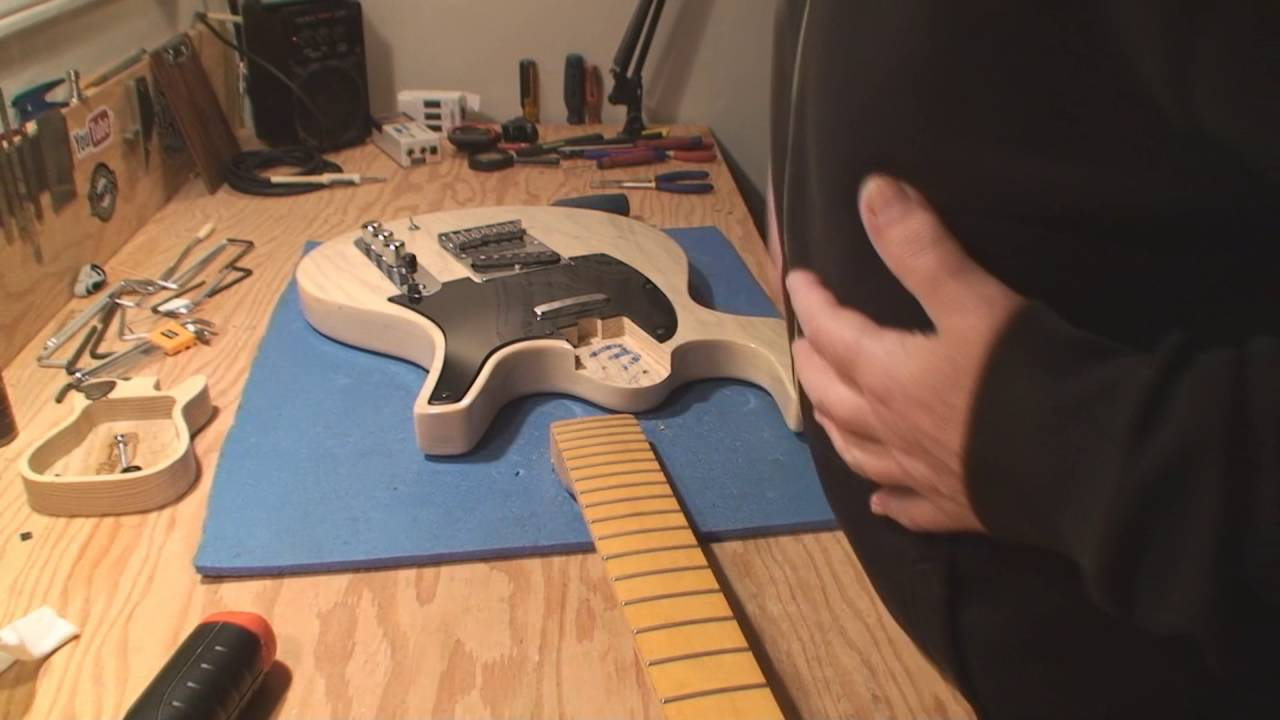 Happy To Be Back Parker P 36 Guitar Youtube Wiring Diagram