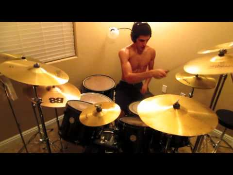 Demons by Avenged Sevenfold Drum Cover by Joeym71